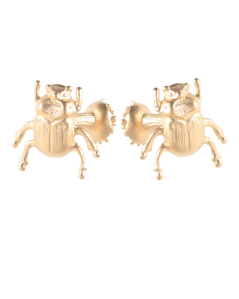 Image of Scarab Cufflinks