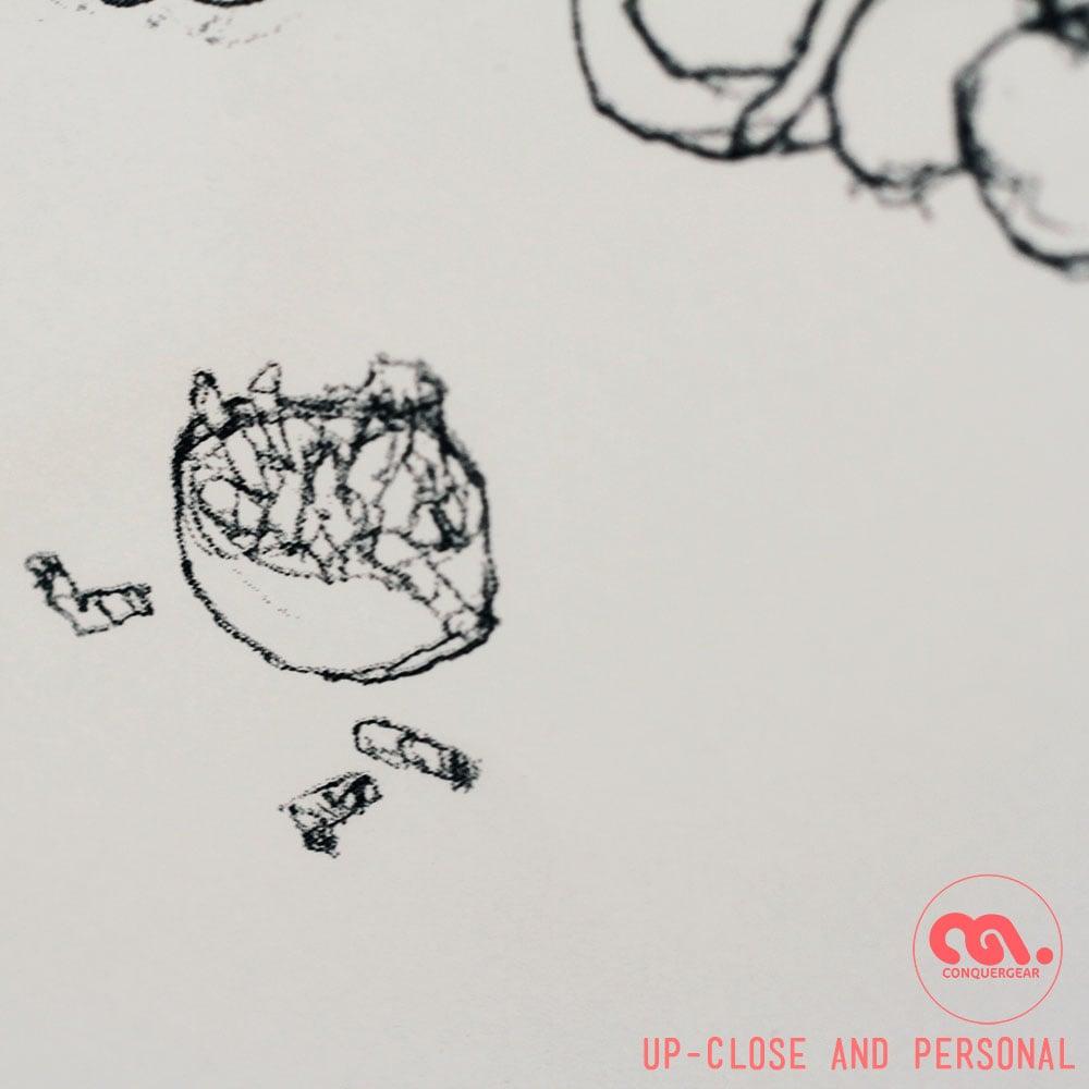 Deadend - Ltd edition Screen print