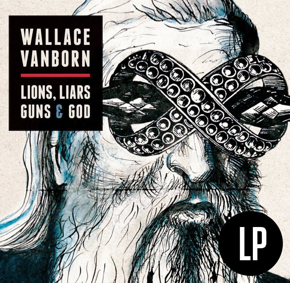 Image of Lions, Liars, Guns & GOD - LP