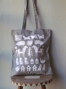 Image of FUKKO NO IE CHARITY TOTE BAG