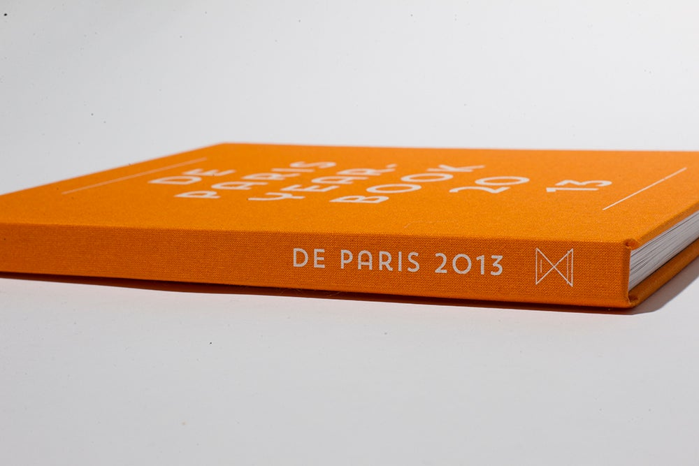 Image of De Paris Yearbook 2013 - last copies -