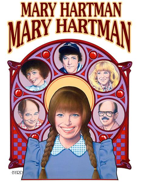 """Image of """"MARY HARTMAN, MARY HARTMAN"""" - 1978"""