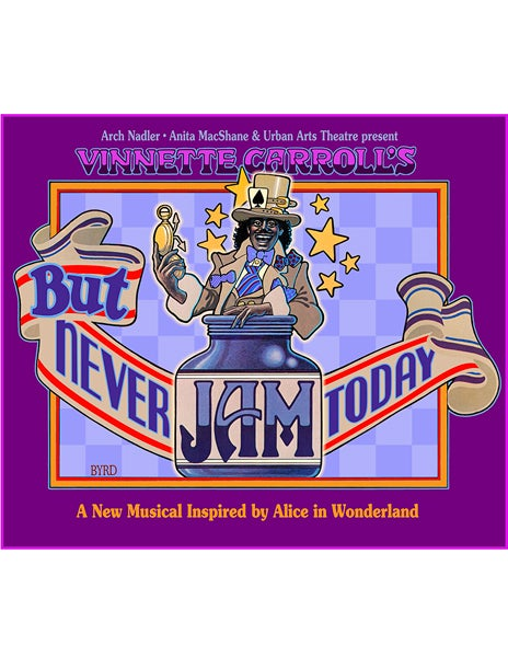 """Image of """"BUT NEVER JAM TODAY"""" - 1979"""