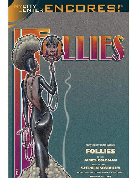 "Image of SONDHEIM'S ""FOLLIES"" City Center ENCORES - 2007"