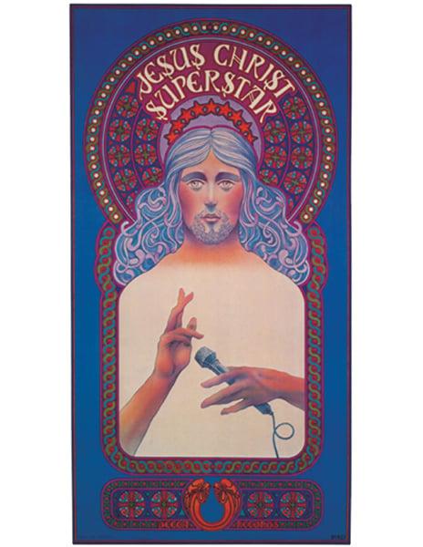 "Image of ""JESUS CHRIST SUPERSTAR"" DECCA RECORDS  - 1971"