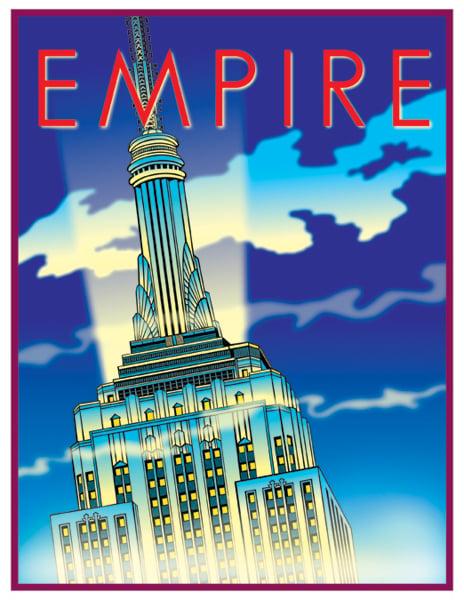 "Image of ""EMPIRE"" - 1999"