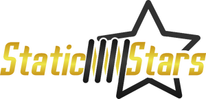 Image of Static Stars decal
