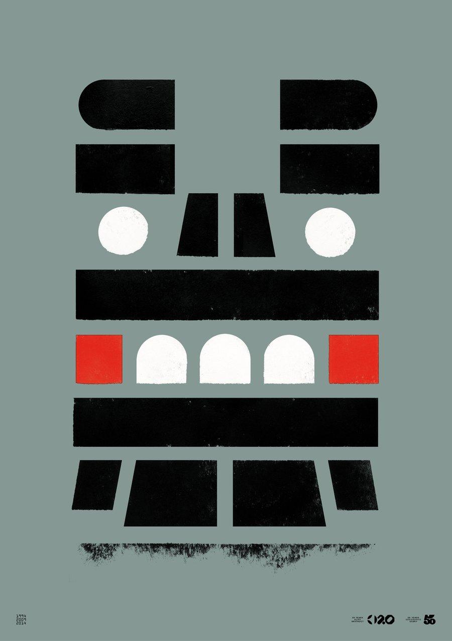 Image of Büro Destruct - Tribler Car Eater (Poster)