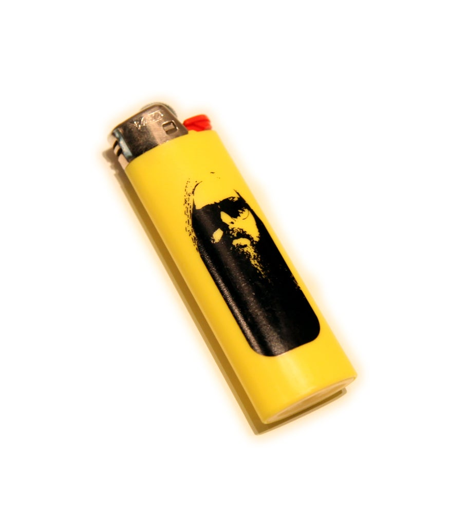 Image of Benji Hughes Lighter