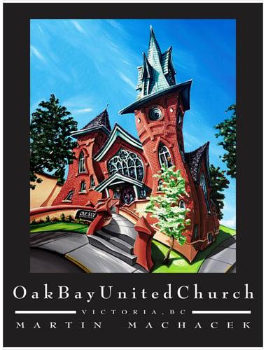 Image of Oak Bay United Church