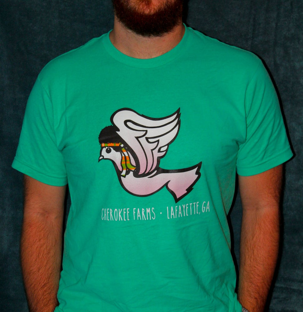 Image of 2014 Mint Lineup Tee