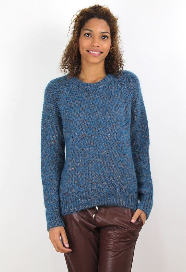 Image of LUREX SWEATER