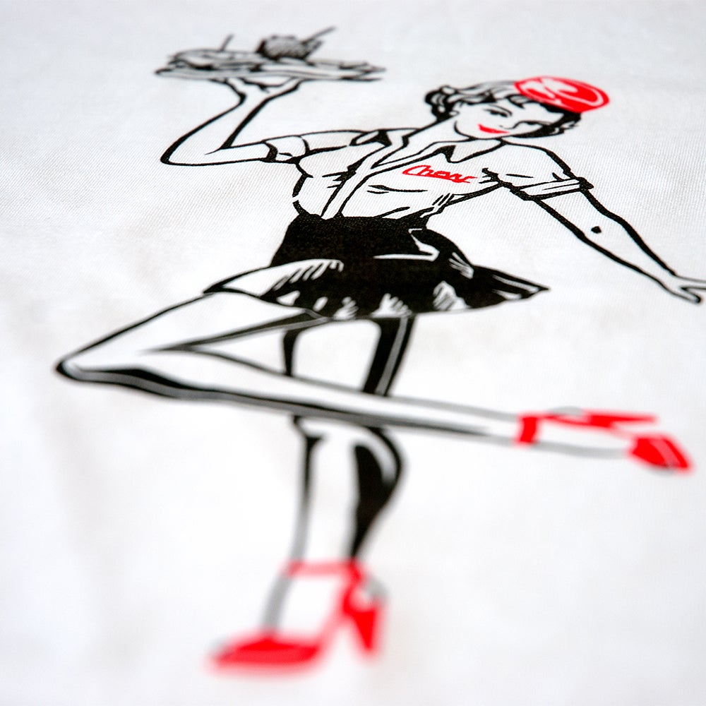 "Image of Chevy ""Pin Up"" Shirt Men"
