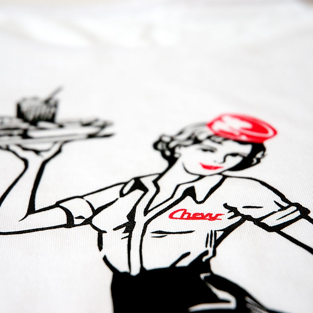 "Image of Chevy ""Pin Up"" Shirt Women"
