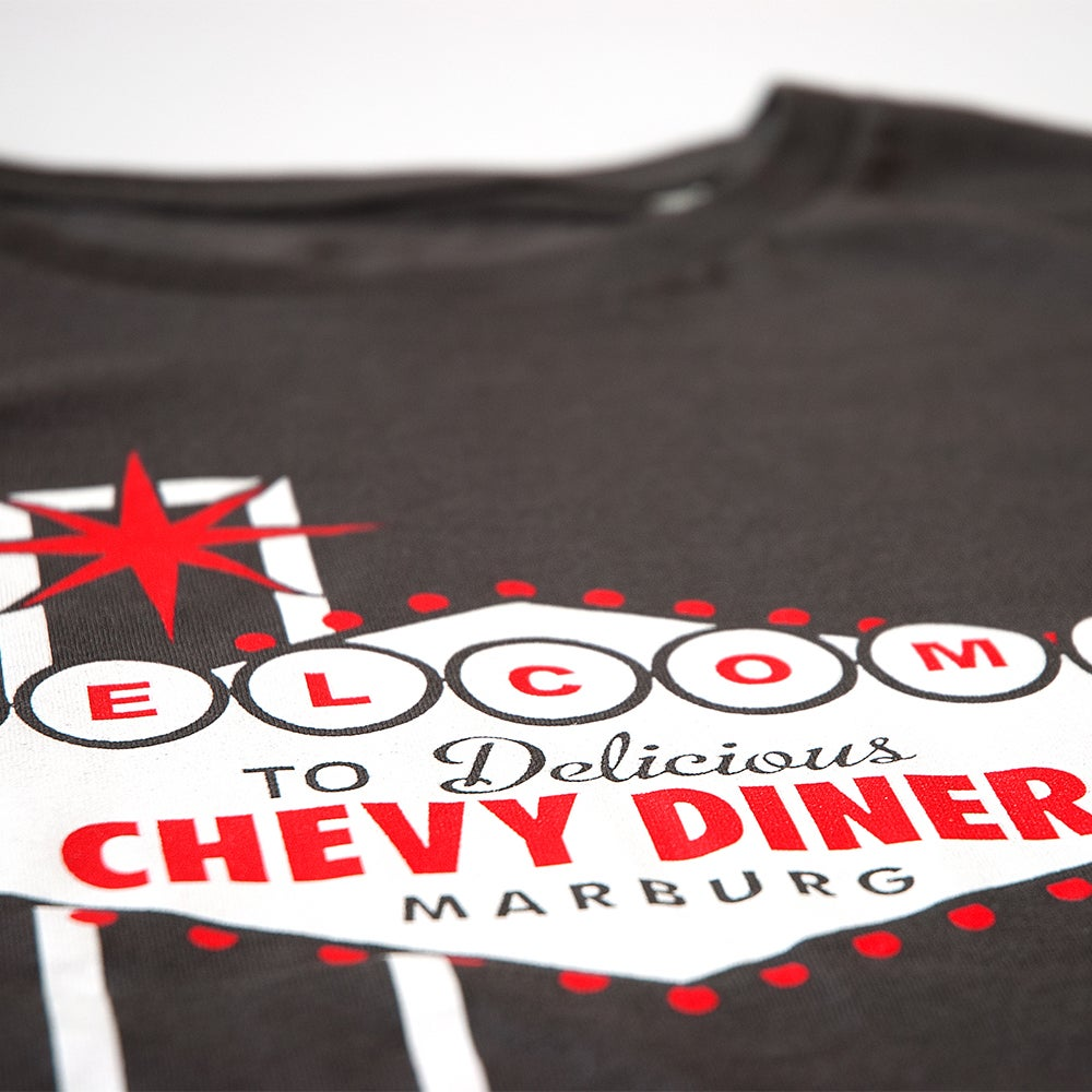 "Image of Chevy ""Welcome"" Shirt Women"