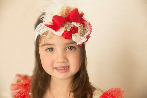 Image of Santa's Sleigh Ride Headband