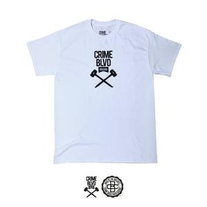 Image of CBB Core Logo (cocaine white)