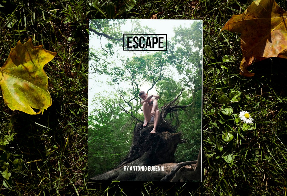 Image of ESCAPE - photo book