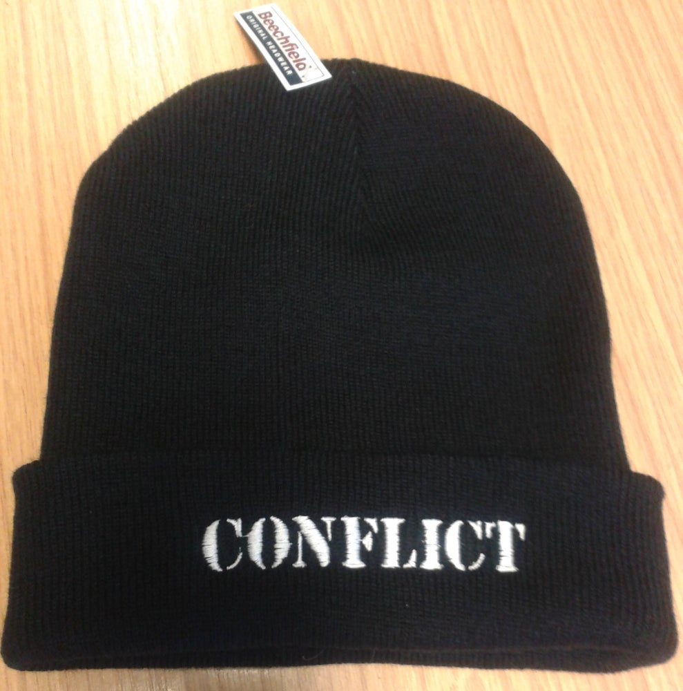 Image of Conflict Beanie