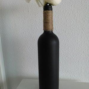 Tall Chalkboarded Bottle