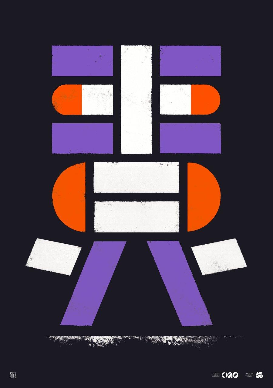 Image of Büro Destruct - Tribler Sailor (Poster)