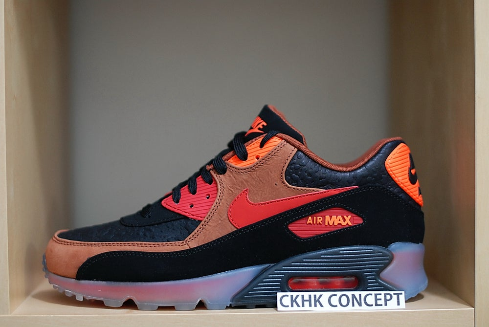 e1f36be36b Nike Air Max 90 Ice QS - Halloween / CKHK Concept