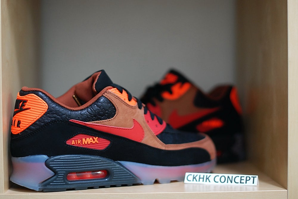 promo code 53503 faae7 ... Image of Nike Air Max 90 Ice QS - Halloween