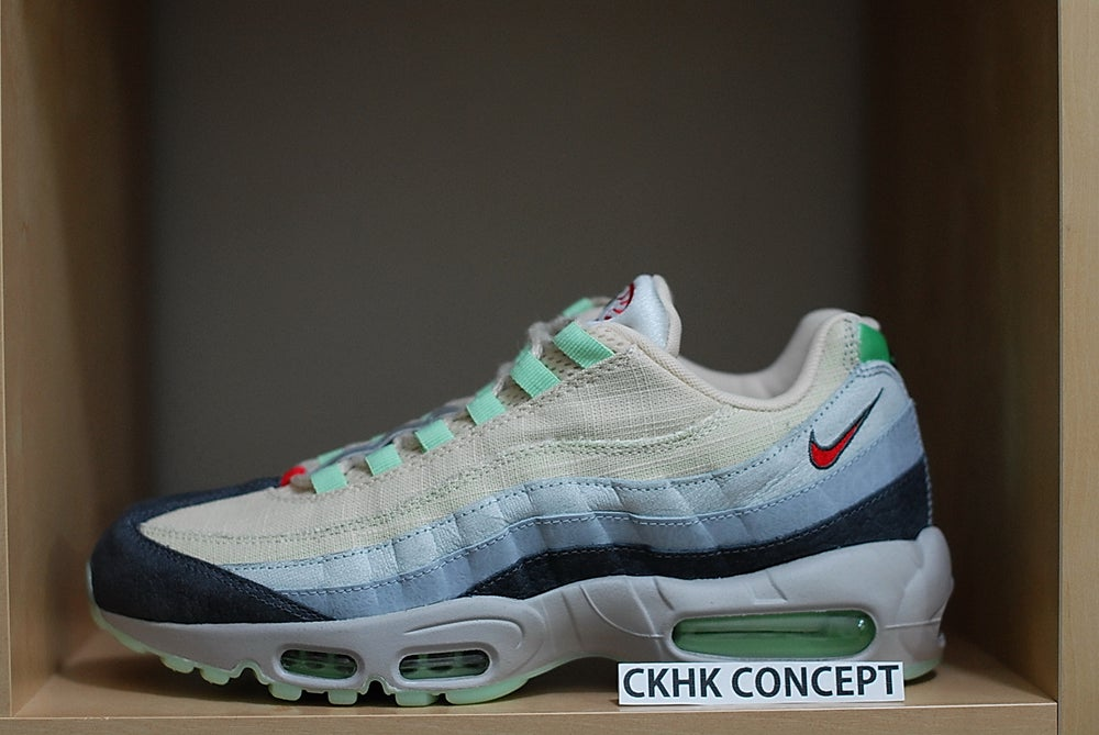 best service 1bc30 757b5 Image of Nike Air Max 95 QS - Halloween ...