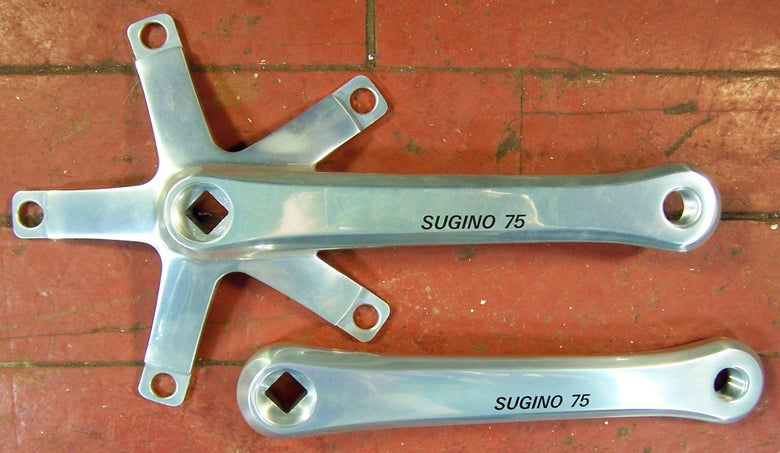 Image of Cranks, Sugino
