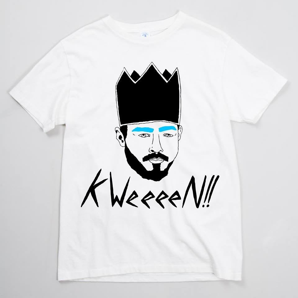 Image of KWEEEEN!! T-Shirt