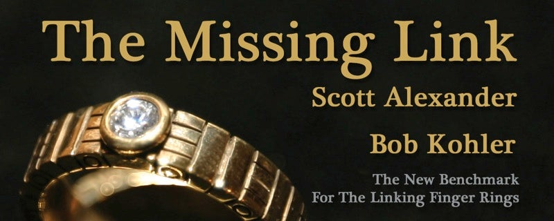 Image of The Missing Link