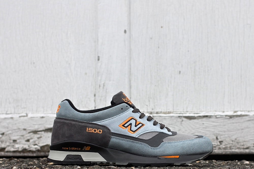"Image of NEW BALANCE 1500 ""STARCOW"" GRAY"