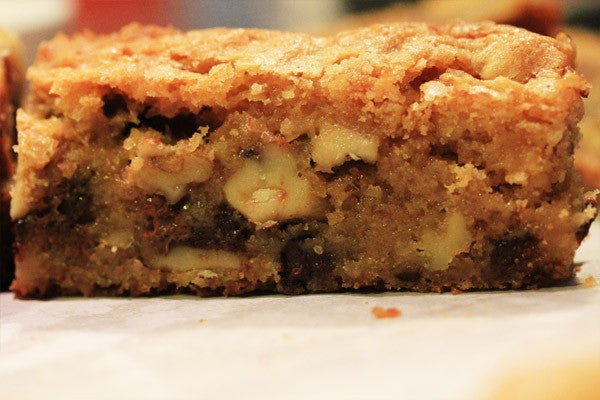 Image of Buttery Blondies