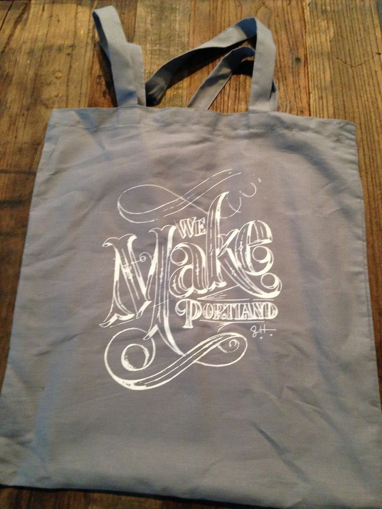 Image of WeMake Portland Tote bag