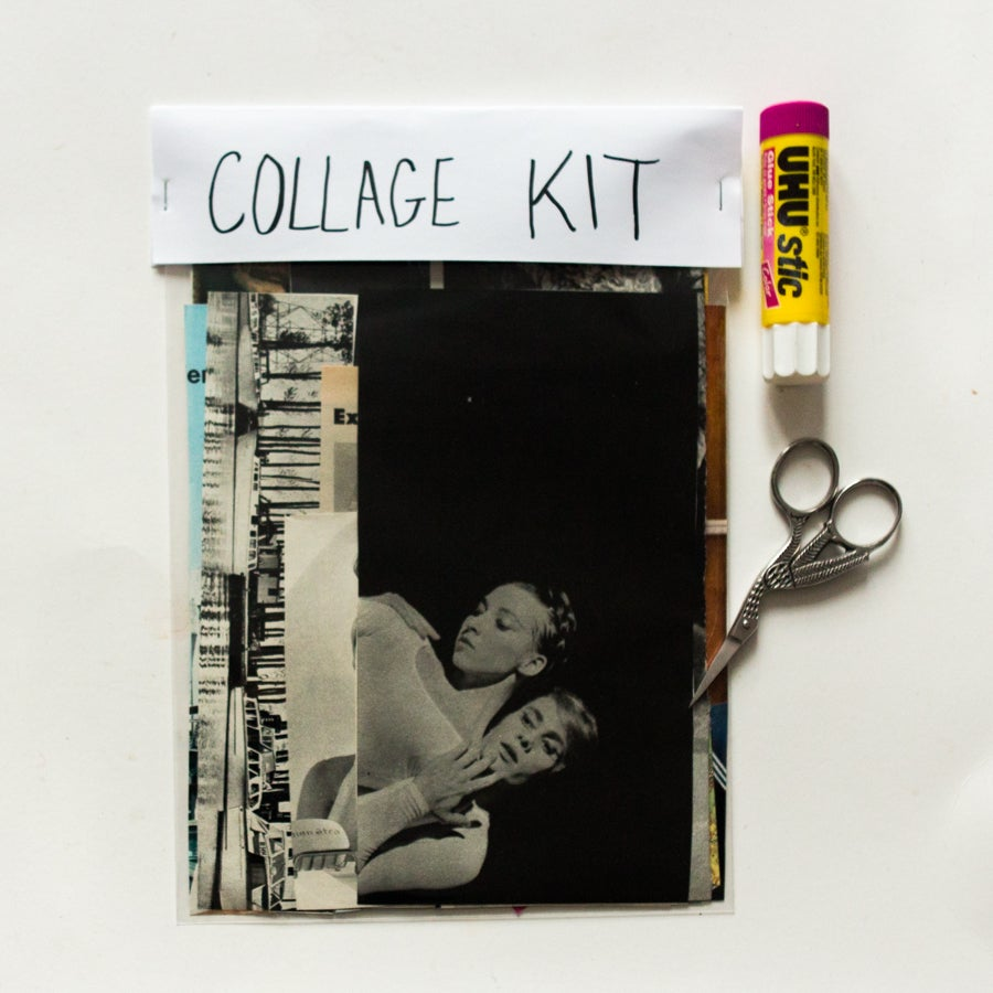 Image of A5 Collage Kit