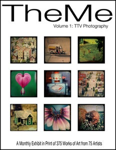 Image of TheMe Volume 1: TTV Photography (Pre-Order)