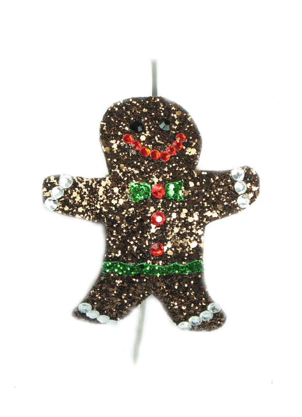 Image of Diamante Gingerbread Man Headband
