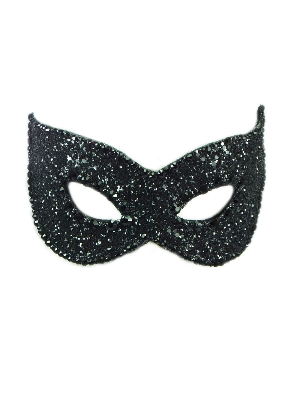 Image of Diamante Sinner Masquerade Mask