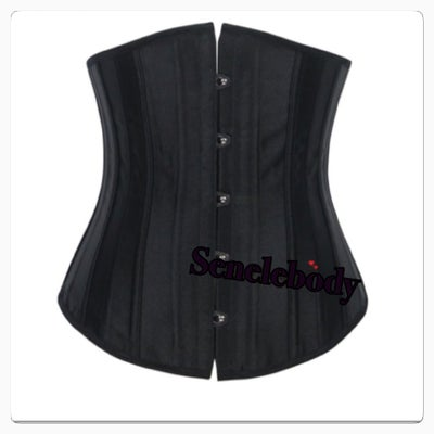 "Image of THE ""Elaine"" Underbust Corset (STEAL BONED)"