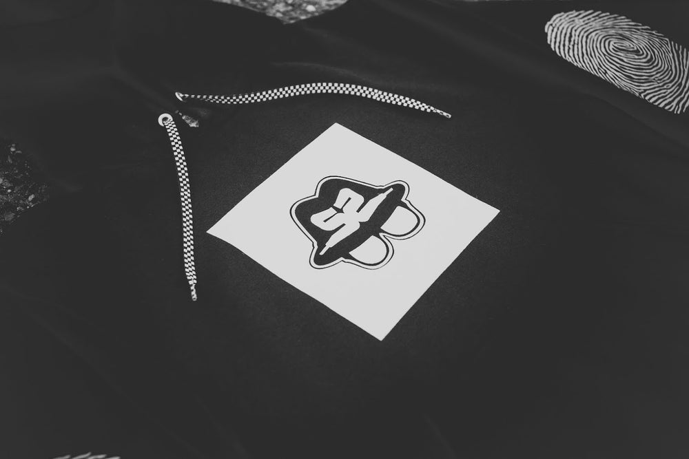 Image of SNEAKER SPY LIVE FOREVER HOODIE