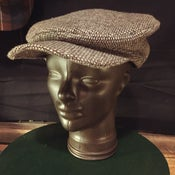 Custom Order Flat Cap.  140.00. On Sale · Image of Custom 8 Panel Cap with Ear  Flap ecf88d177927