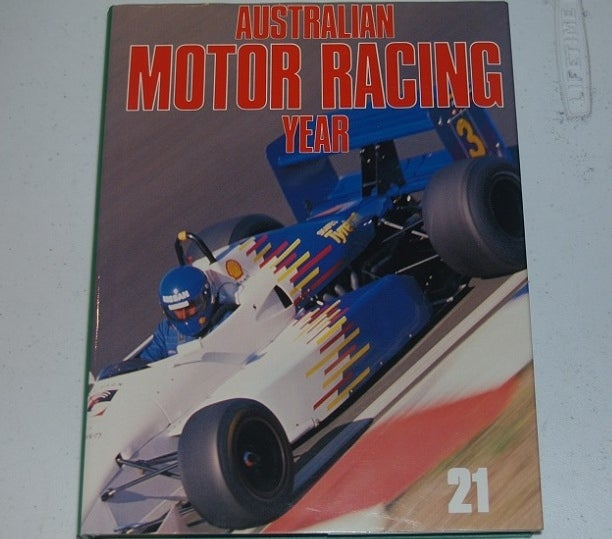 Image of Australian Motor Racing Year Book # 21.