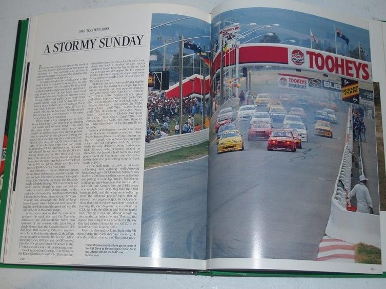 Image of Australian Motor Racing Year Book. # 22. Nissan.