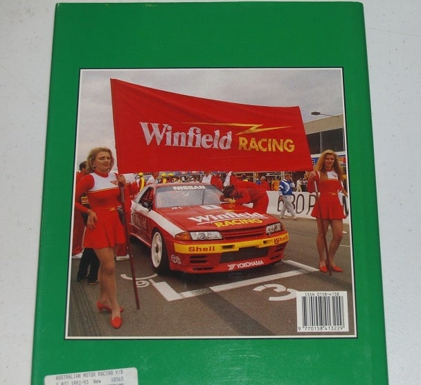 Image of Australian Motor Racing Year Book. # 22. Nissan.