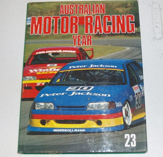 Image of Australian Motor Racing Year Book. # 23