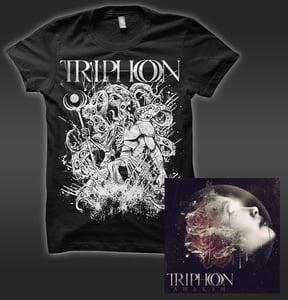 Image of AWAKEN Tee Shirt + CD