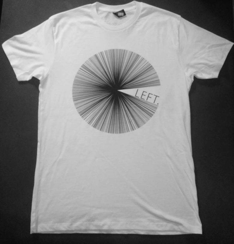 Image of Circle Tee - Mens