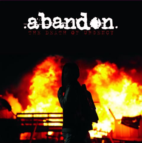 "Image of Abandon ""The Death Of Urgency"" LP"