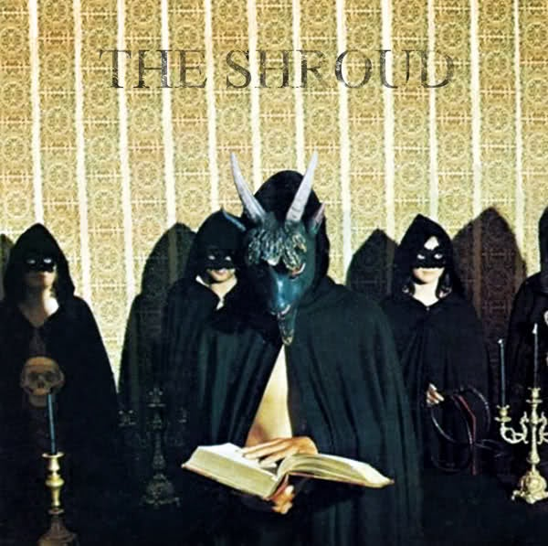 Image of The Shroud s/t 7""