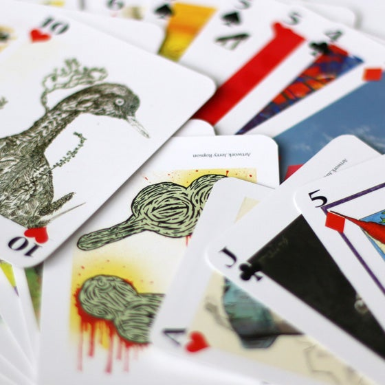 Image of Collector's Edition Playing Cards
